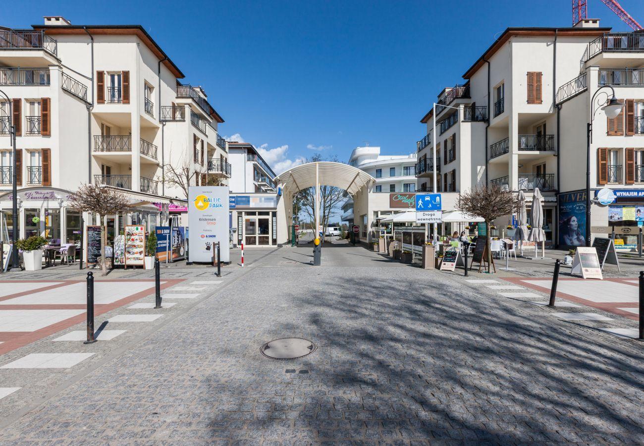 Wohnung, Miete, Baltic Park, Świnoujście, Promenade, Urlaub