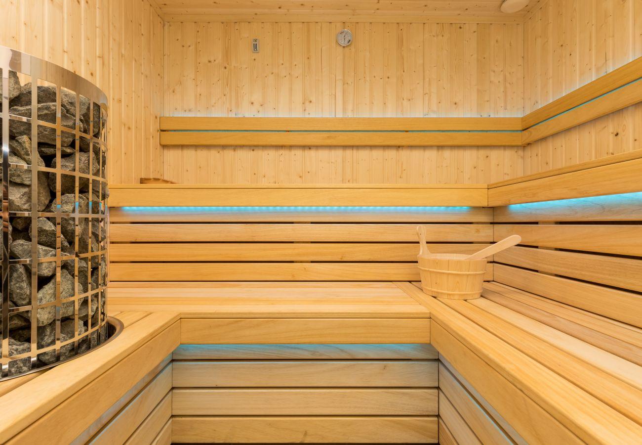 Sauna, Miete