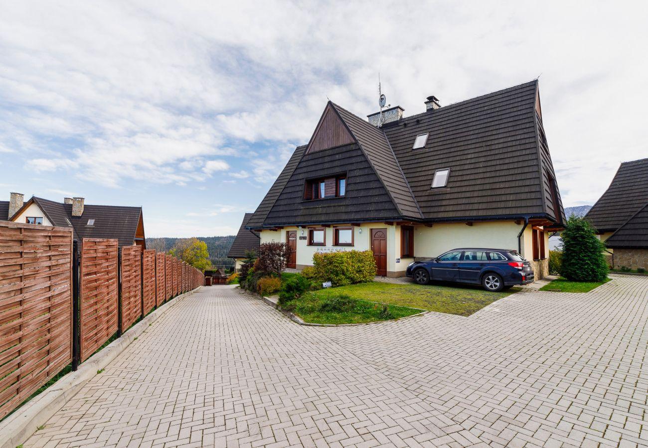 Wohnung, Miete, außerhalb, Gebäude, Nowe Bystre, Osada, Gubałówka, Zakopane, Berge