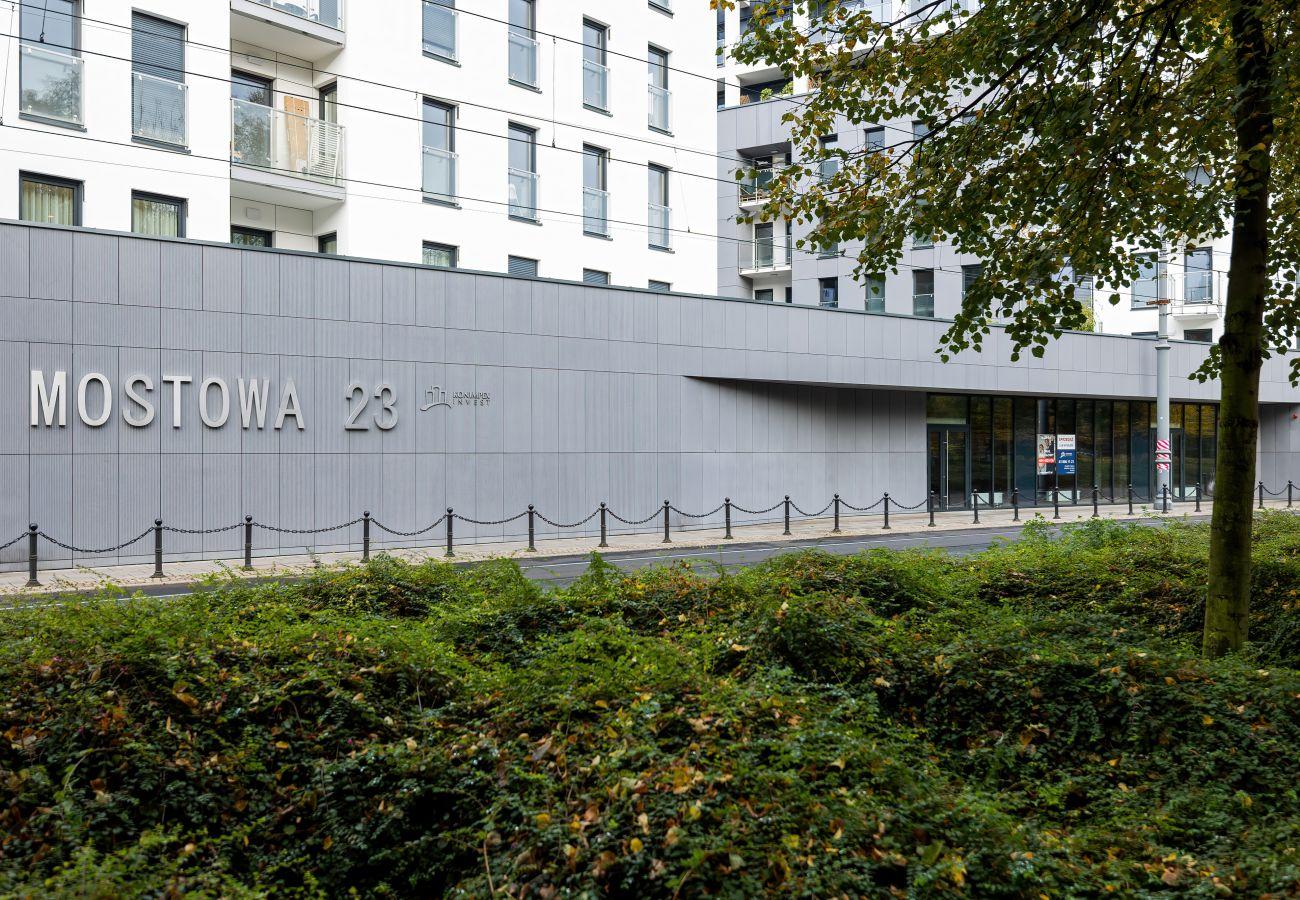 Ferienwohnung in Poznan - Mostowa 23A/25