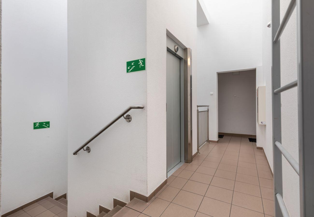 apartment, rent, Baltic Park, Świnoujście, hall