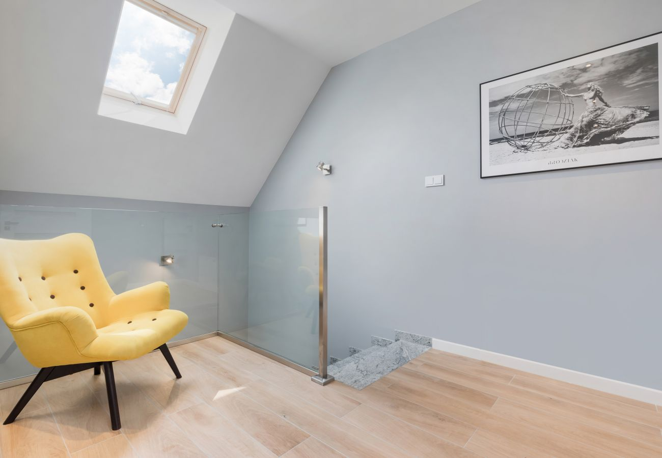 interior, staircase, armchair, window, rent