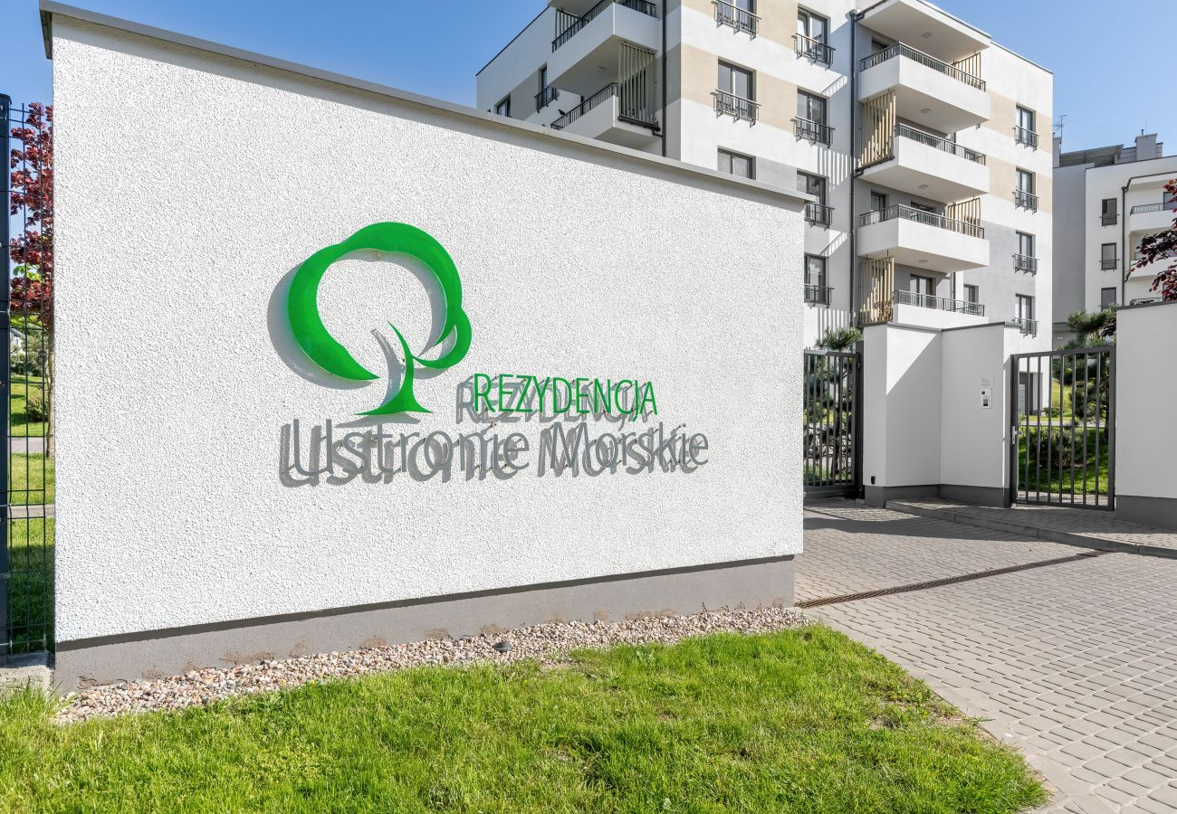 outside, apartment, residential building, apartment, rental, vacation, Rezydencja Ustronie Morskie