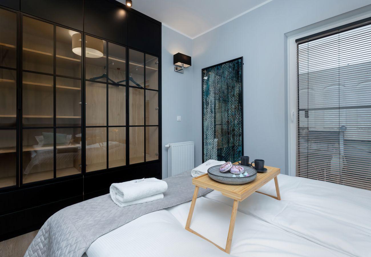 Apartment in Poznan - Mostowa 23A/25