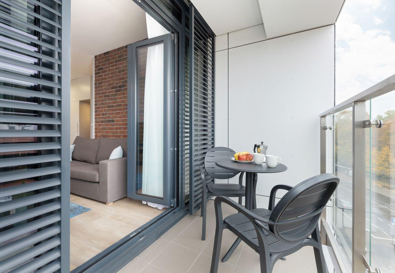 Apartment in Poznan - Mostowa 23/26