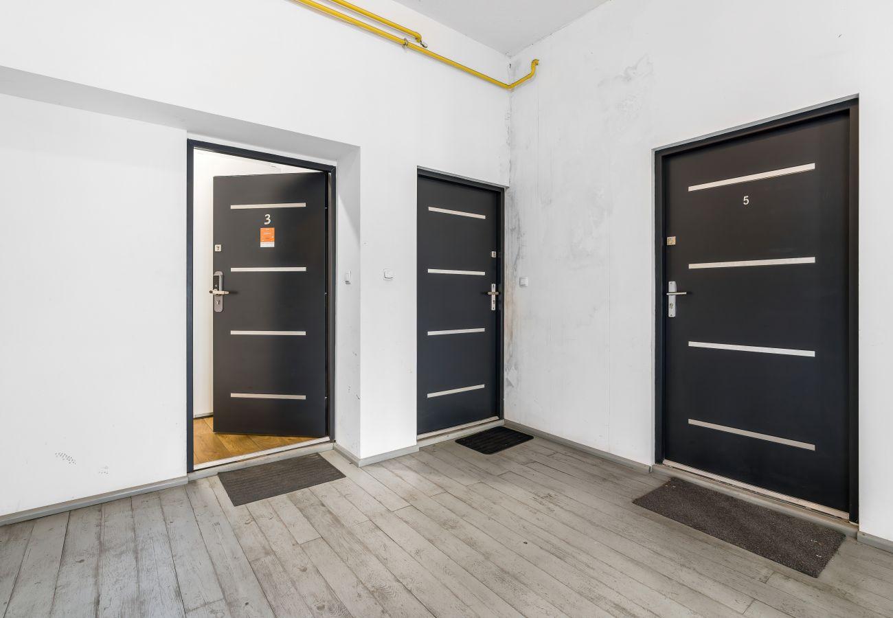 Apartment in Poznan - Garbary 59/3