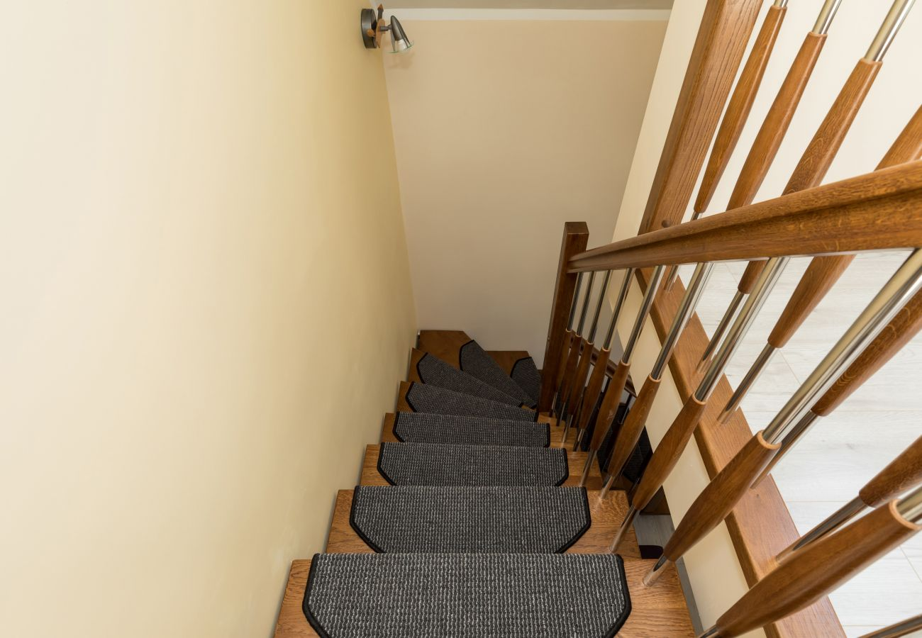 schody, dywanik
