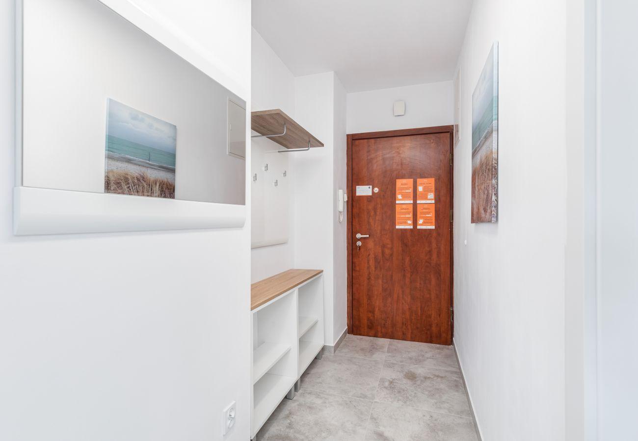 apartament, wynajem, Baltic Park, Świnoujście, wnętrze, nocleg