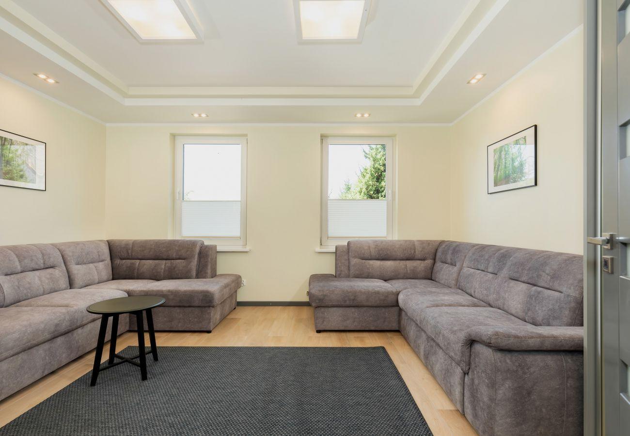 pokój, sofa, okno, wynajem