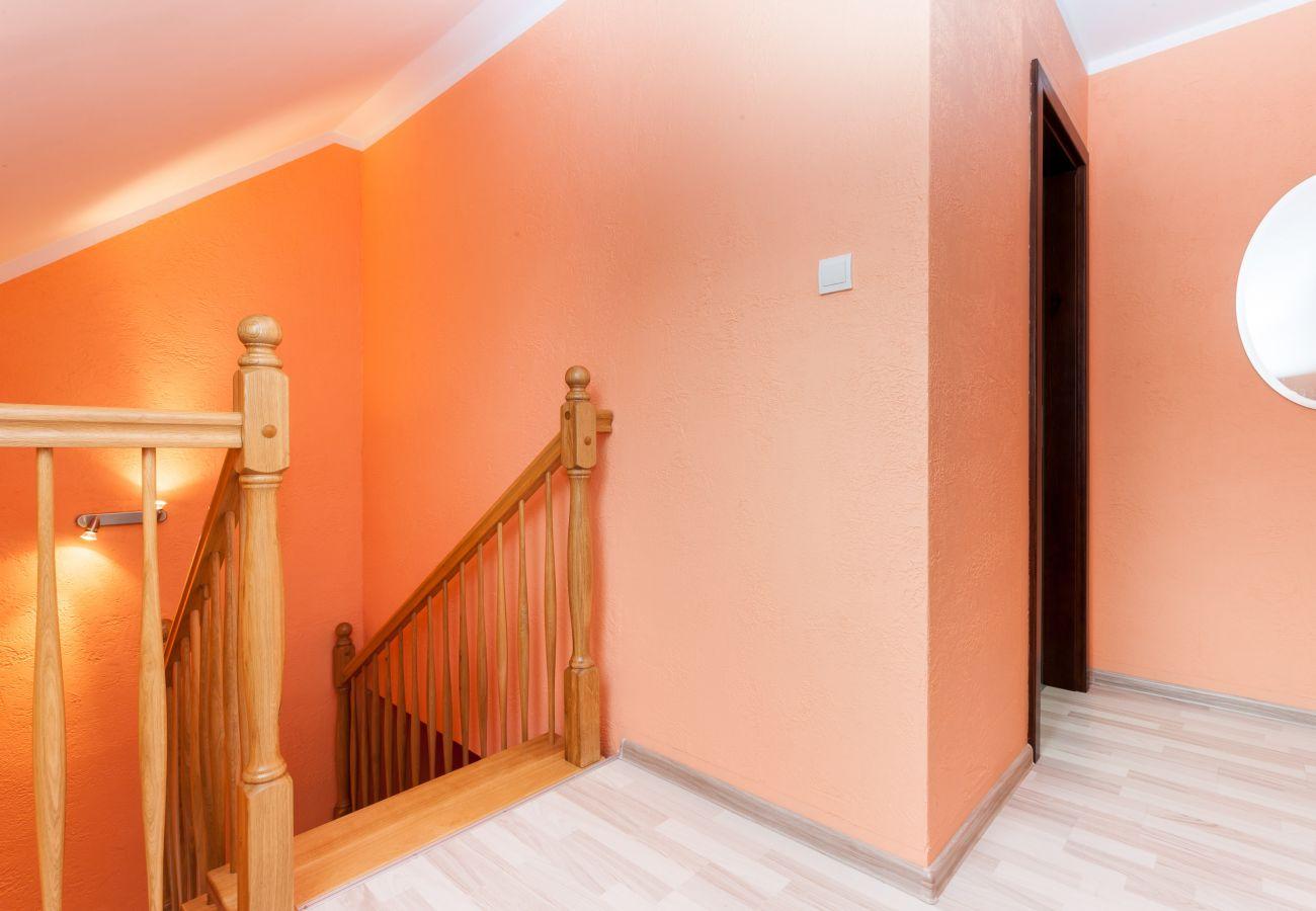 korytarz, schody, piętro, wynajem