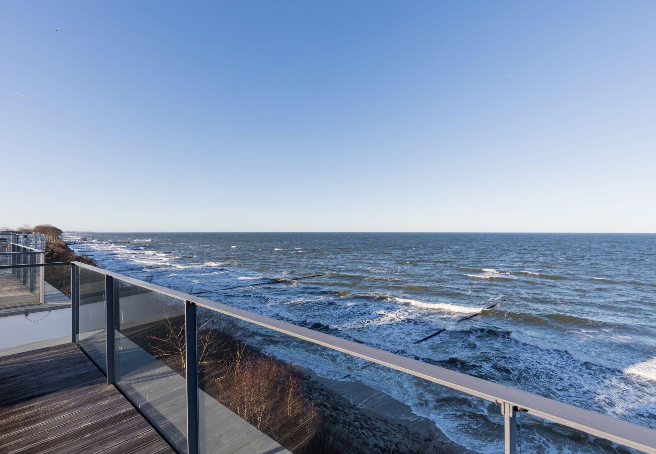 widoki, na zewnątrz, widoki zewnętrzne, morze, widok na morze, wynajem