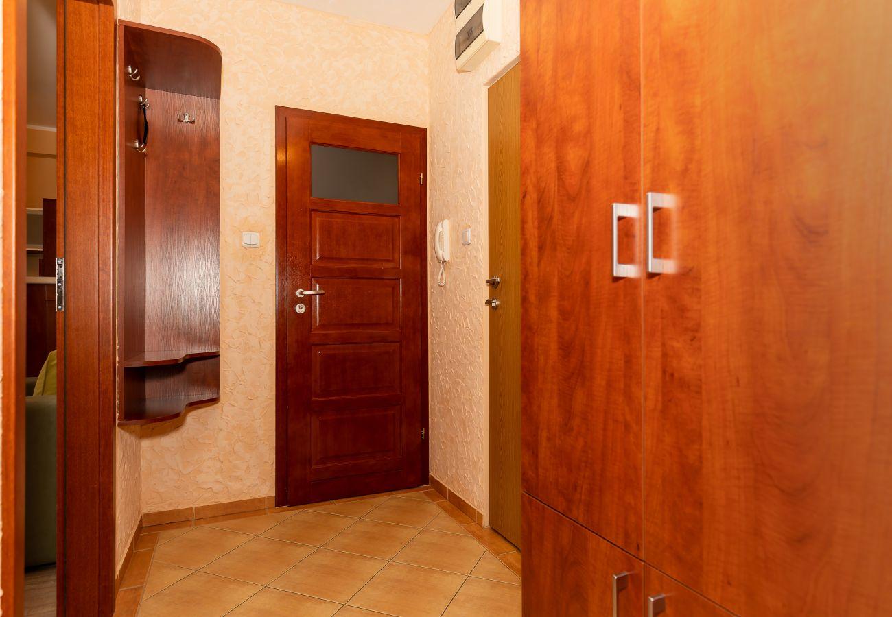wnętrze, szafa, wejście, korytarz, wynajem