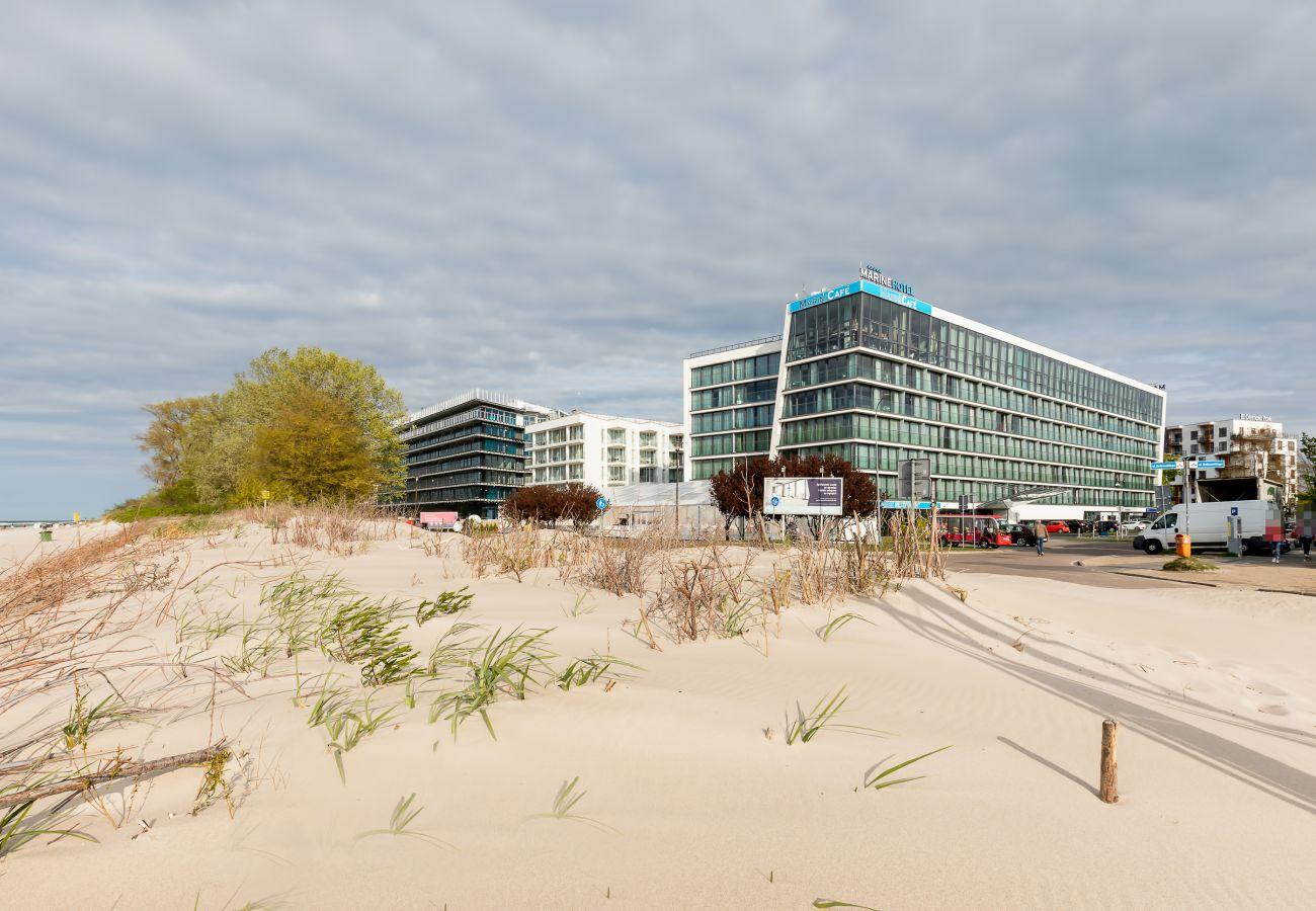 na zewnątrz, mieszkanie, mieszkanie na zewnątrz, budynek mieszkalny, budynek mieszkalny na zewnątrz, plaża, morze, wynajem