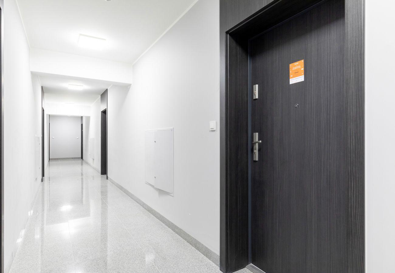 wnętrze, apartament, apartamentowiec, apartamentowiec wnętrze, korytarz, wejście, wynajem