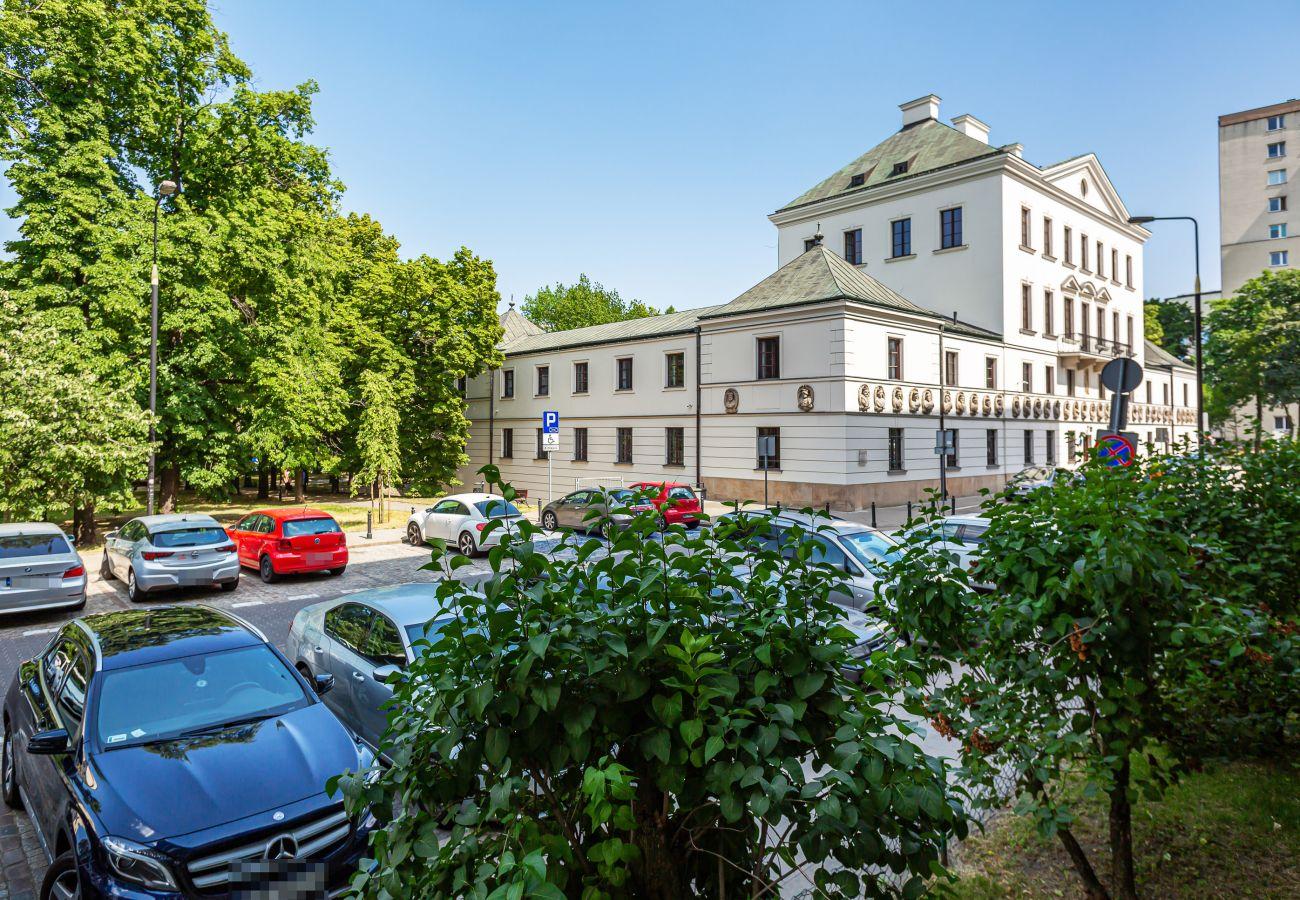 Apartament w Warszawa - Solidarności 71/57