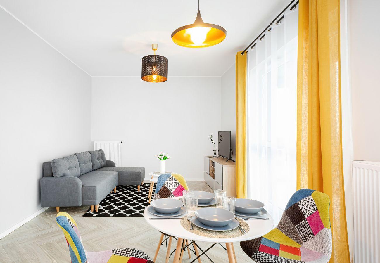 Apartament w Warszawa - Rondo Wiatraczna 139