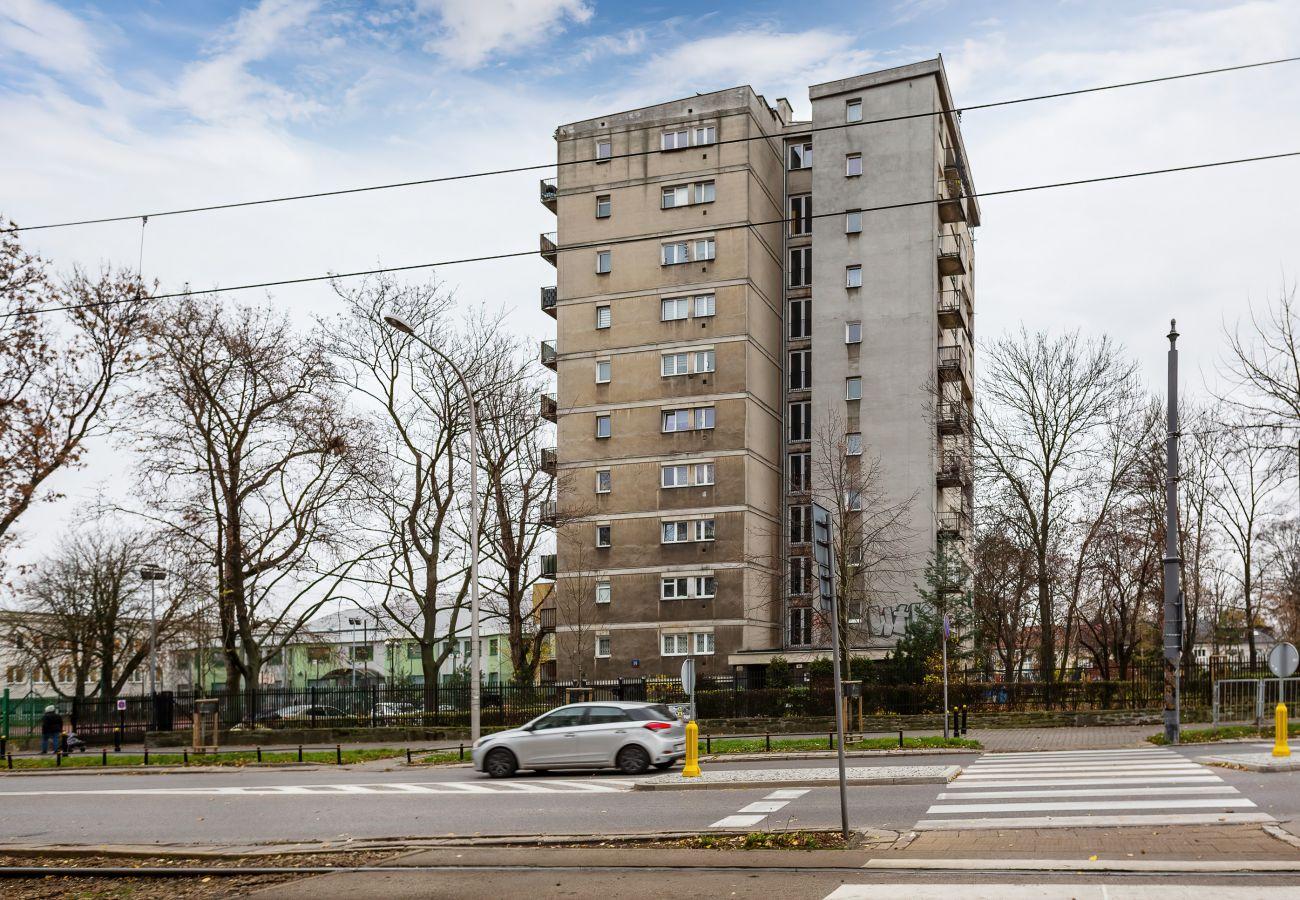 Apartament w Warszawa - Nowowiejska 39/33