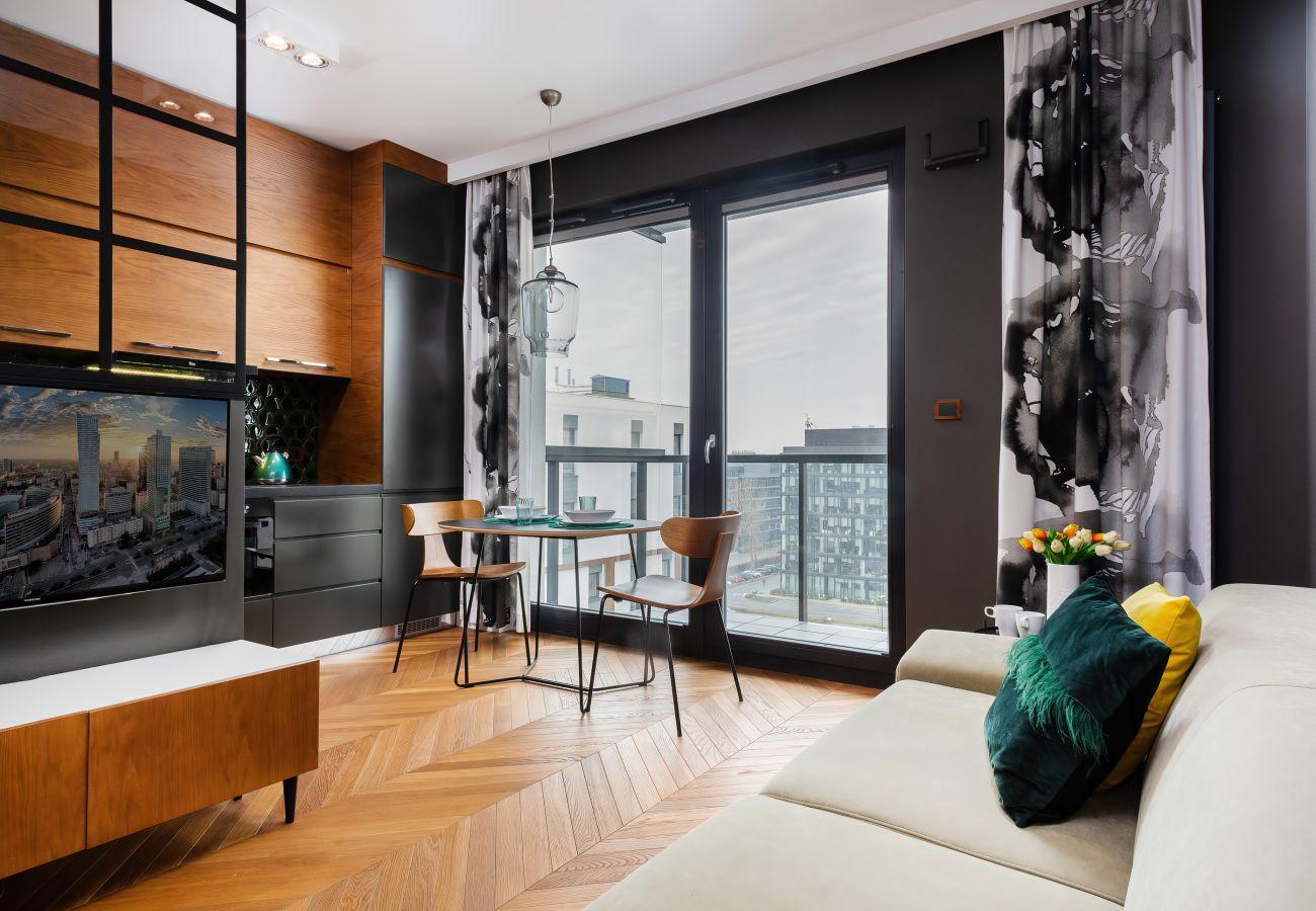 Apartament w Warszawa - Konstruktorska 9/165