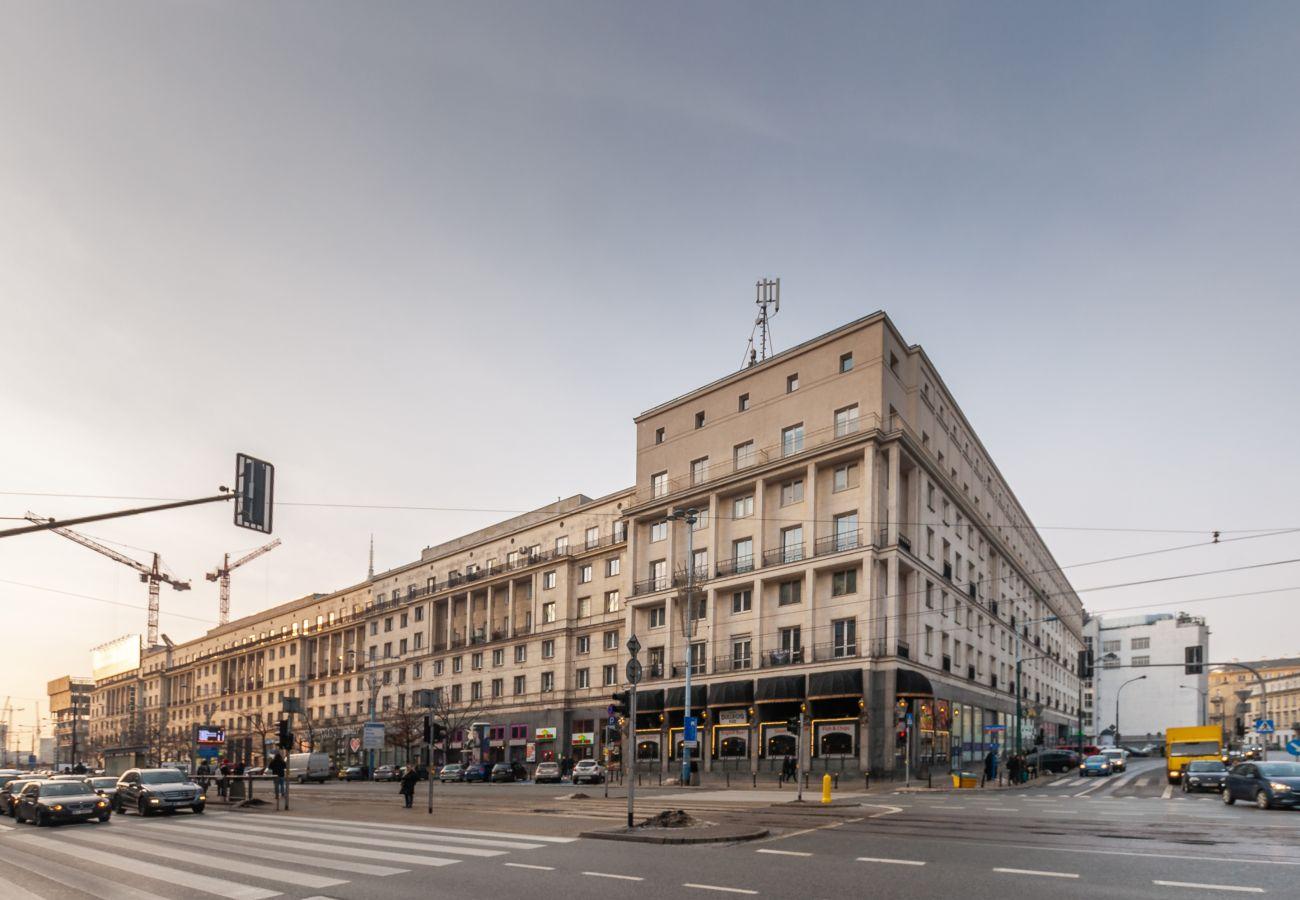 Studio w Warszawa - Al. Jerozolimskie 42/66