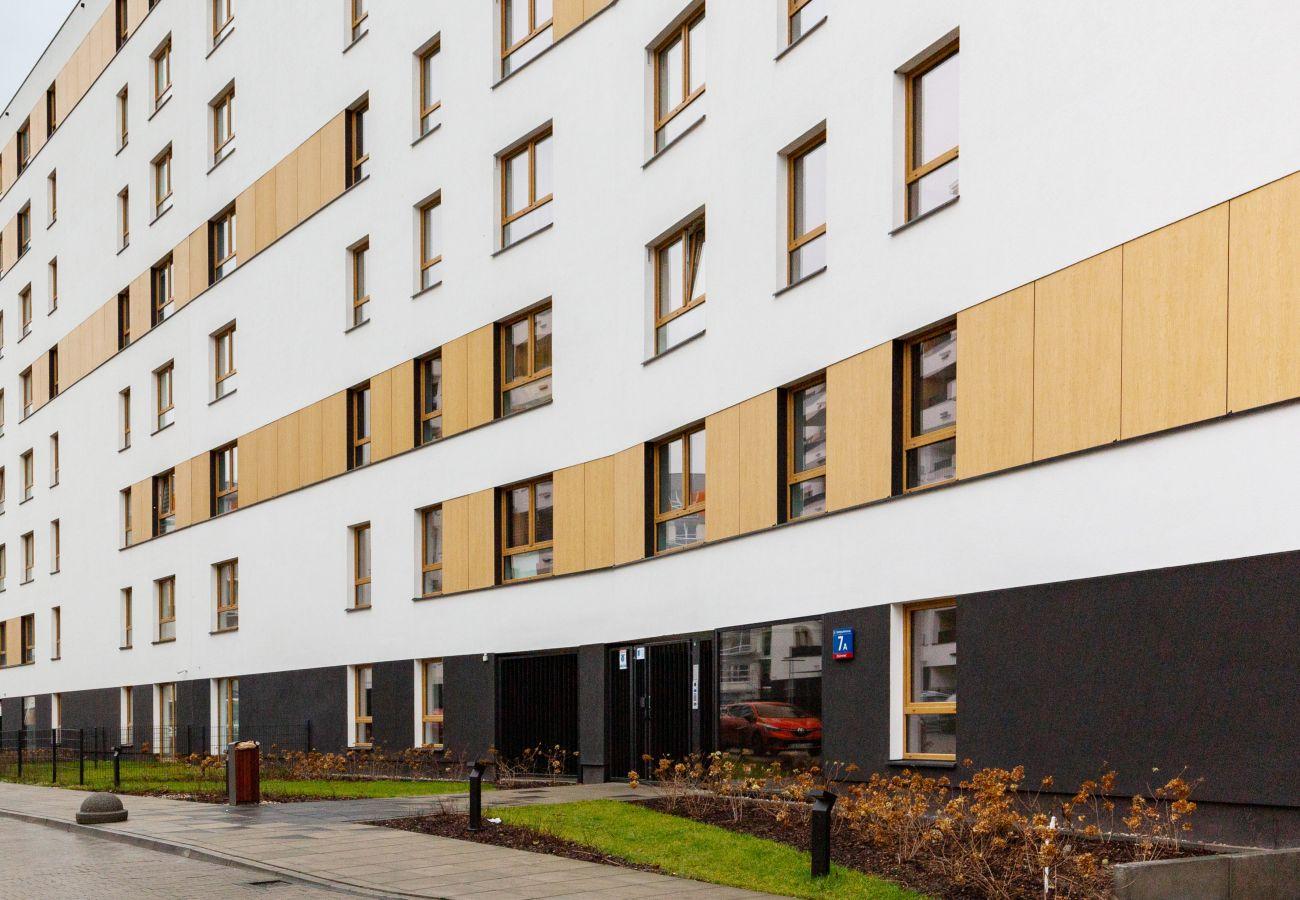 Apartament w Warszawa - Komputerowa 7A/147A