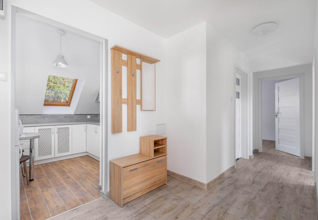 apartament, wynajem, wnętrze, wystrój, design