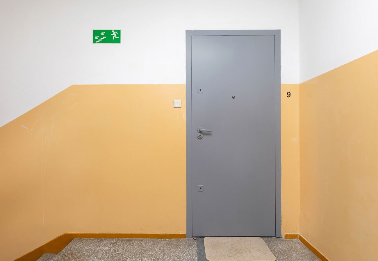 apartament, wynajem, wnętrze, Turystyczna 2b