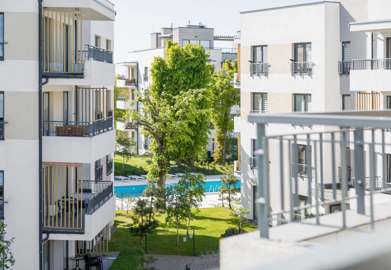 widok, widok z balkonu, widok z mieszkania, widok na zewnątrz, na zewnątrz mieszkania, wynajem