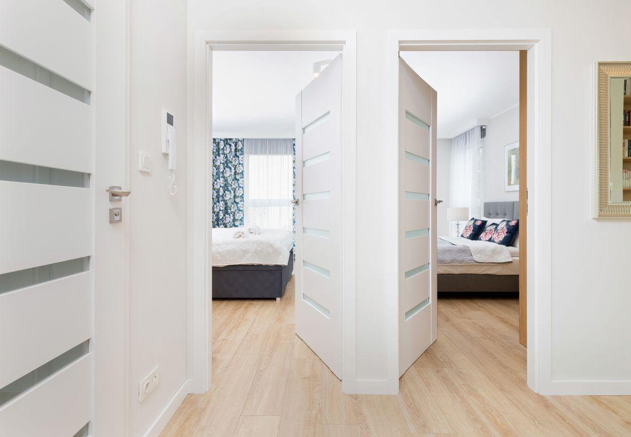 Apartament w Gdansk - Św. Barbary 11/38