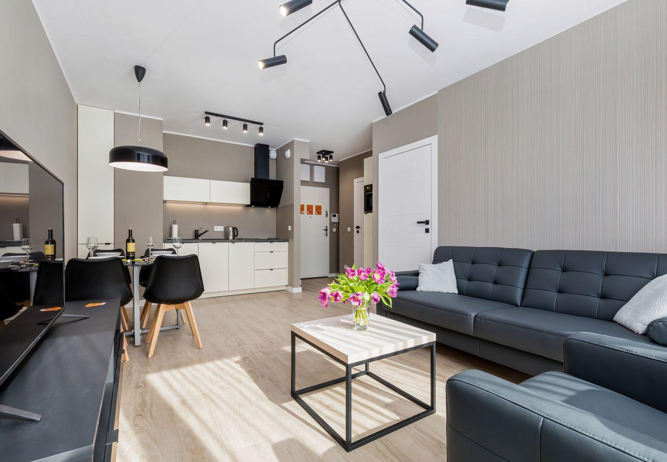 Apartament w Poznan - Bóżnicza 2/21A