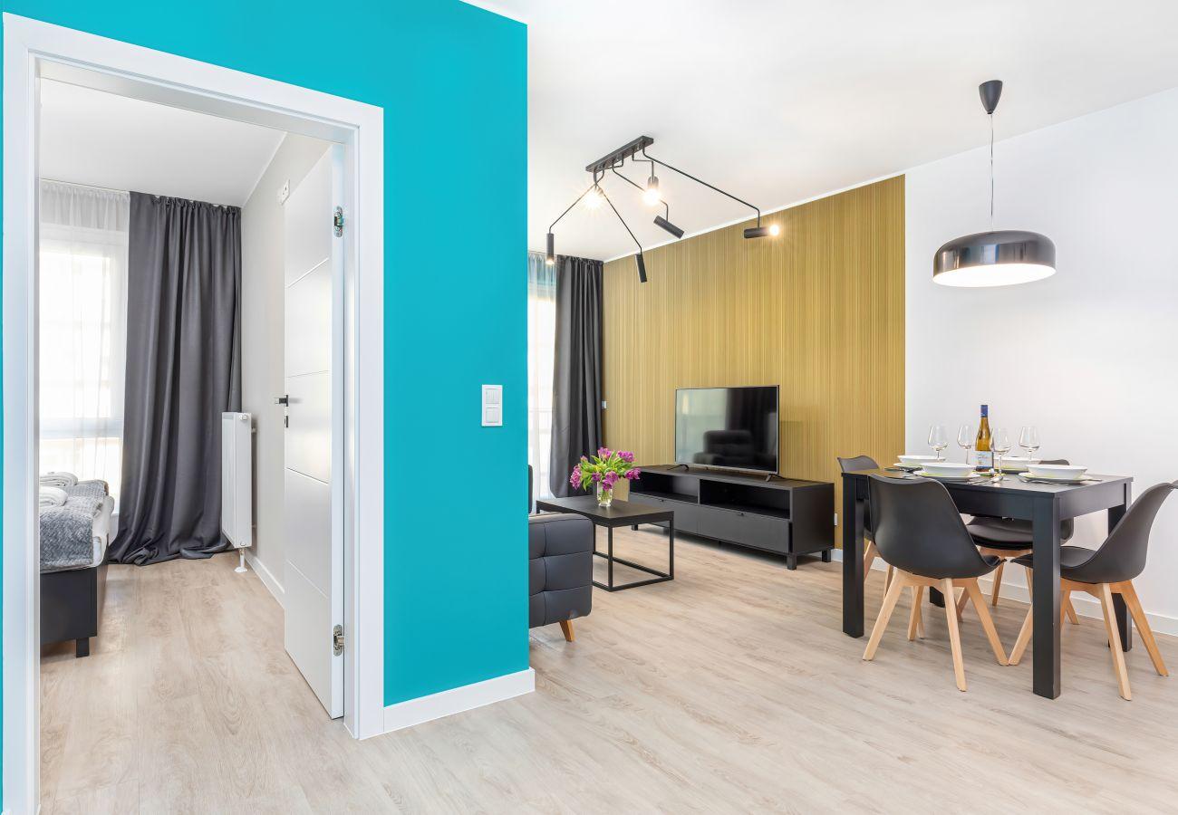 Apartament w Poznan - Bóżnicza 2/12A