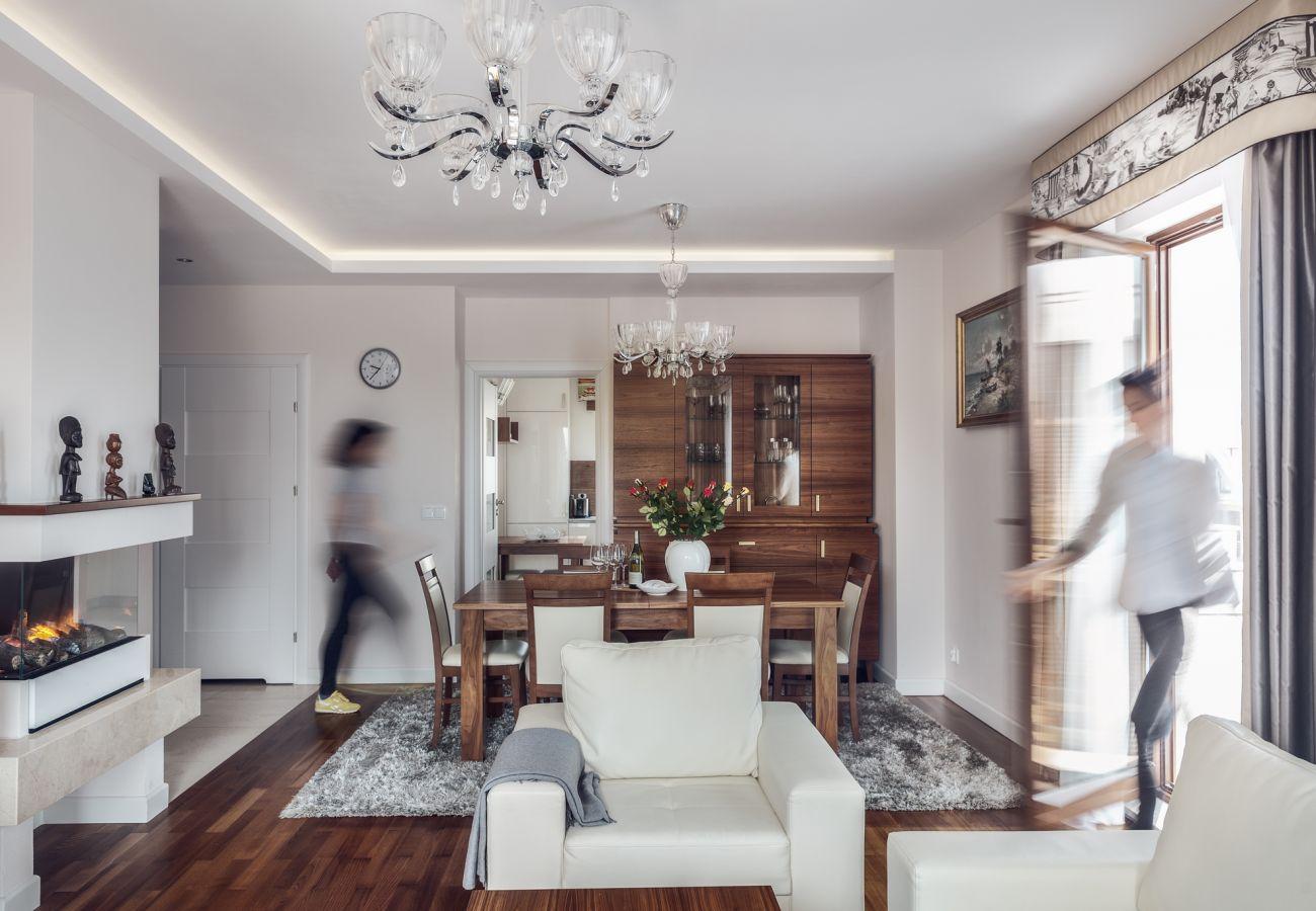 Apartament w Sopot - Empire