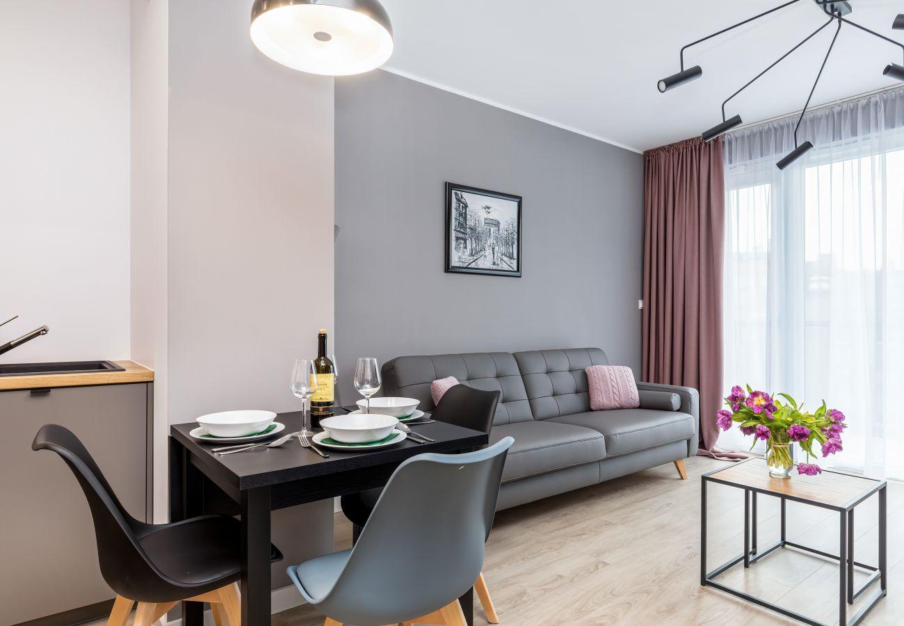 Apartament w Poznan - Bóżnicza 2/71B
