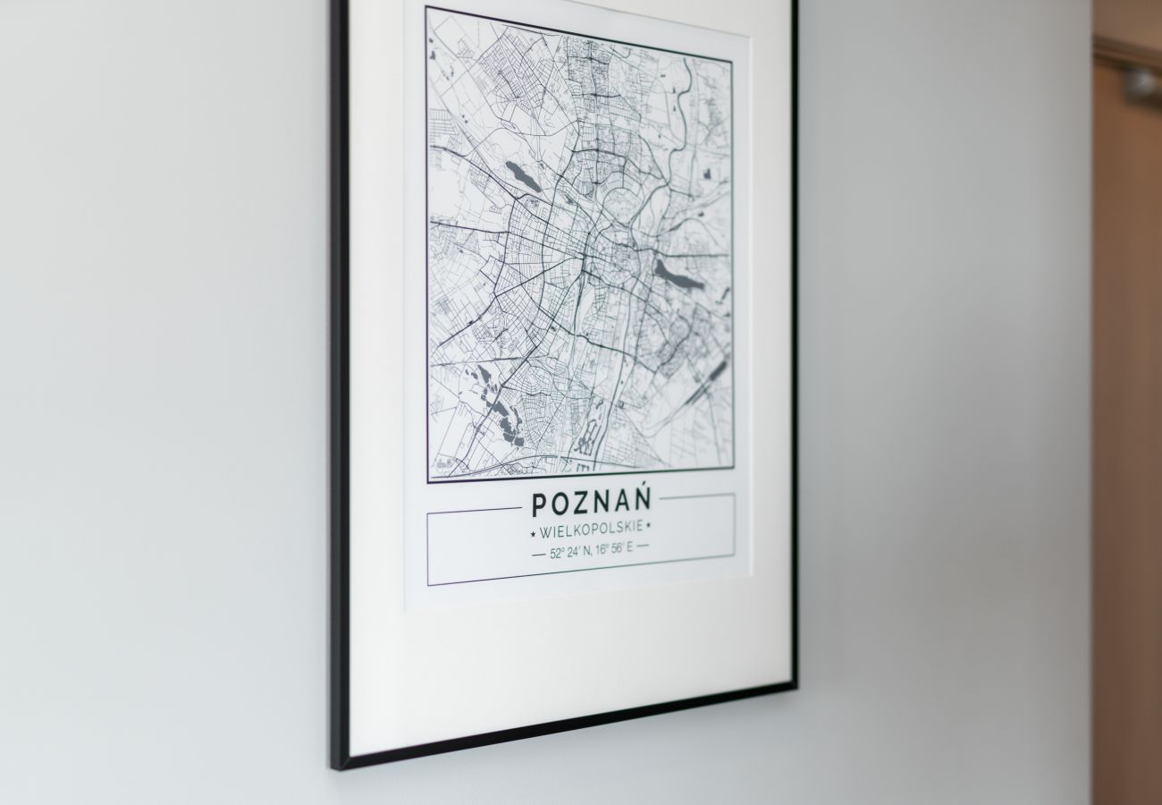 Apartament w Poznan - Krańcowa 60/73