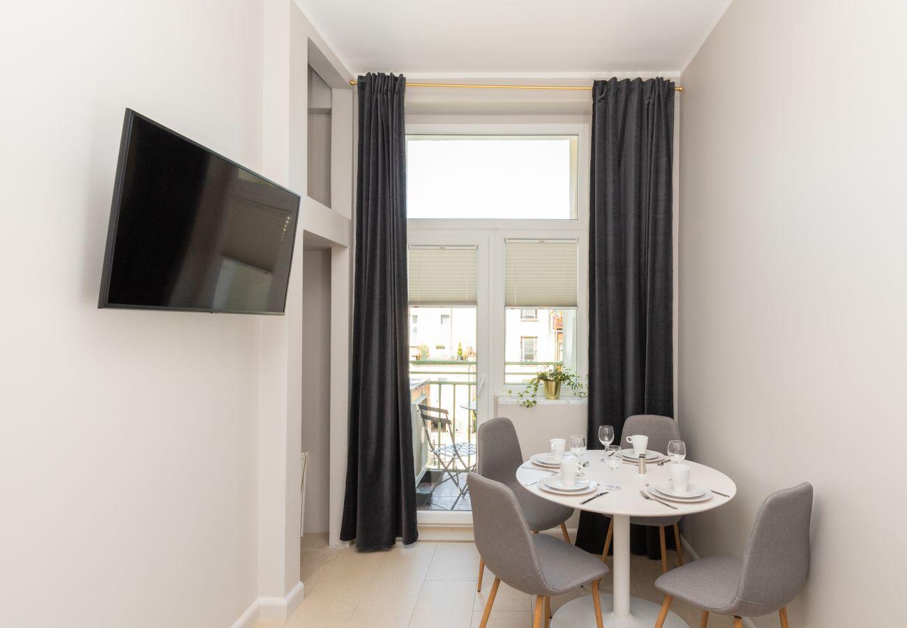 Apartament w Sopot - Rivoli 6D