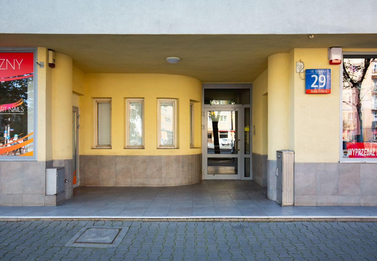 Studio w Warszawa - Grójecka 29/6