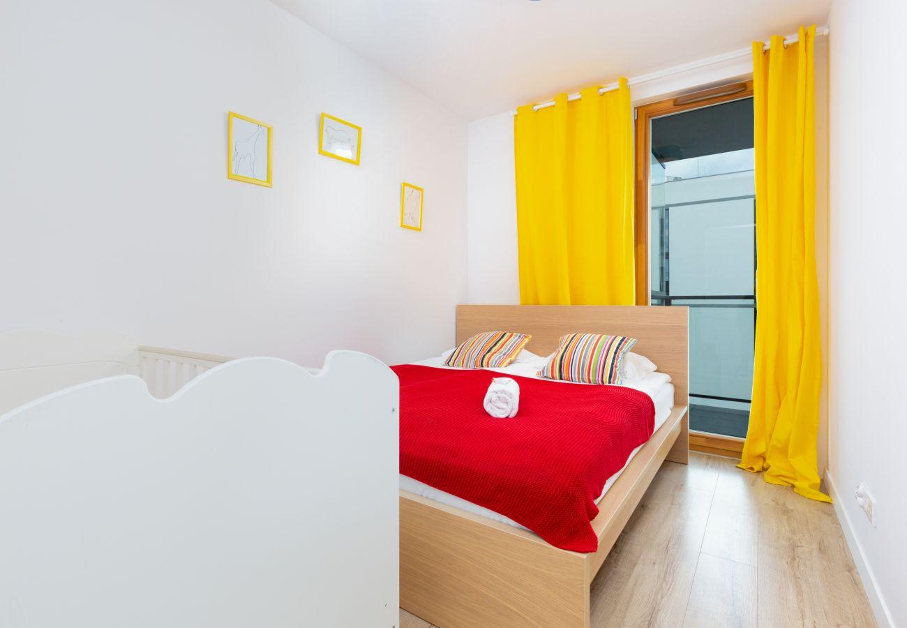Apartament w Warszawa - Kasprzaka 31A/459