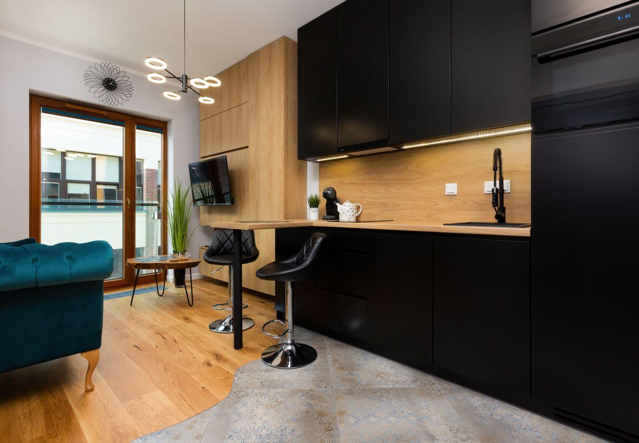 Apartament w Warszawa - Pawia 51/50