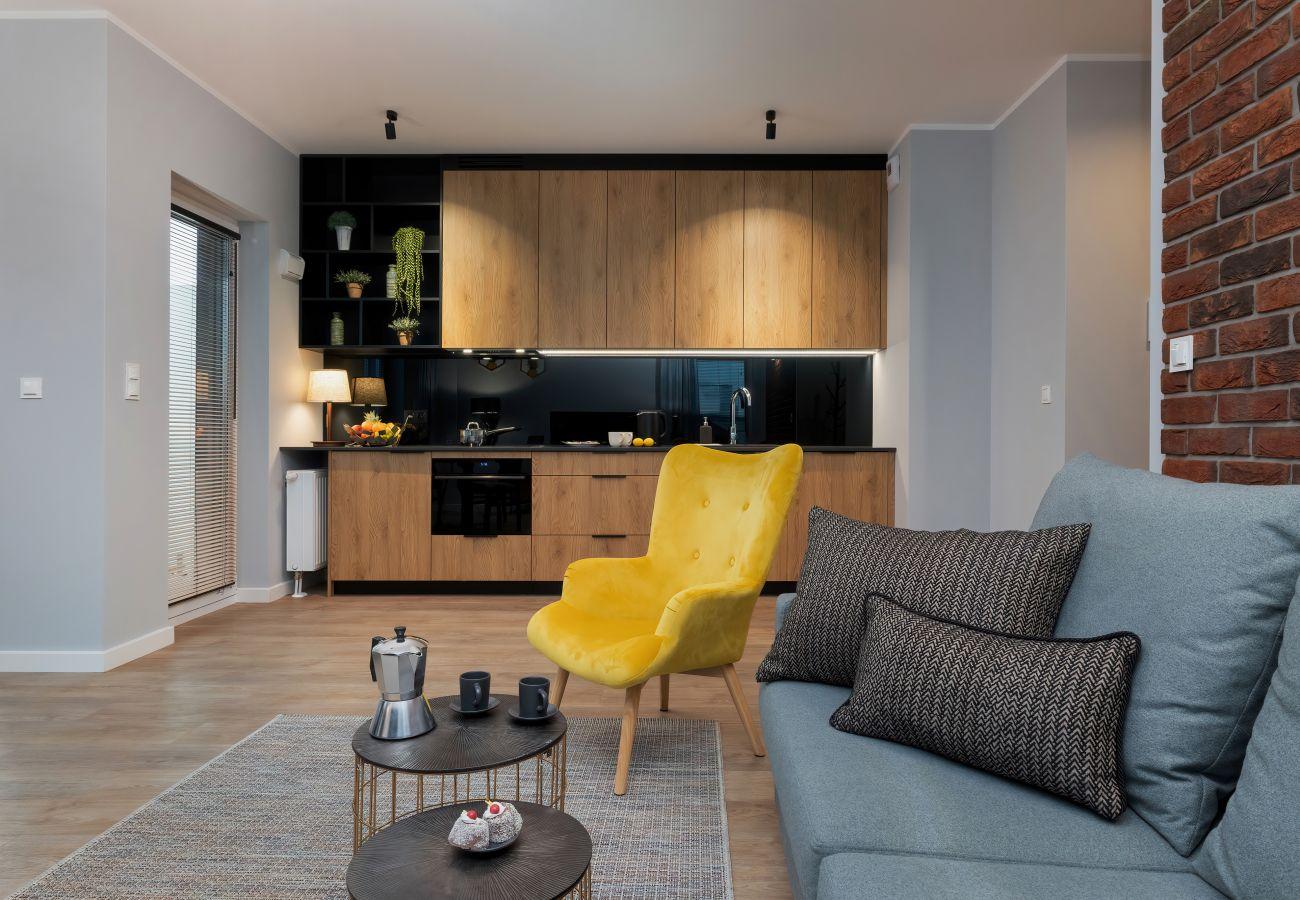 Apartament w Poznan - Mostowa 23A/21