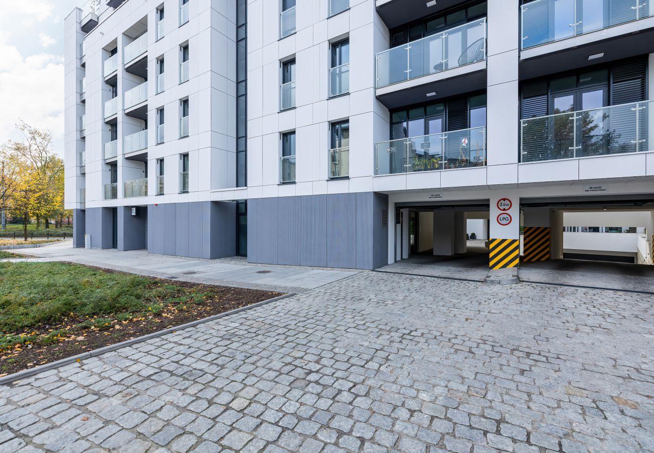 Apartament w Poznan - Mostowa 23A/25