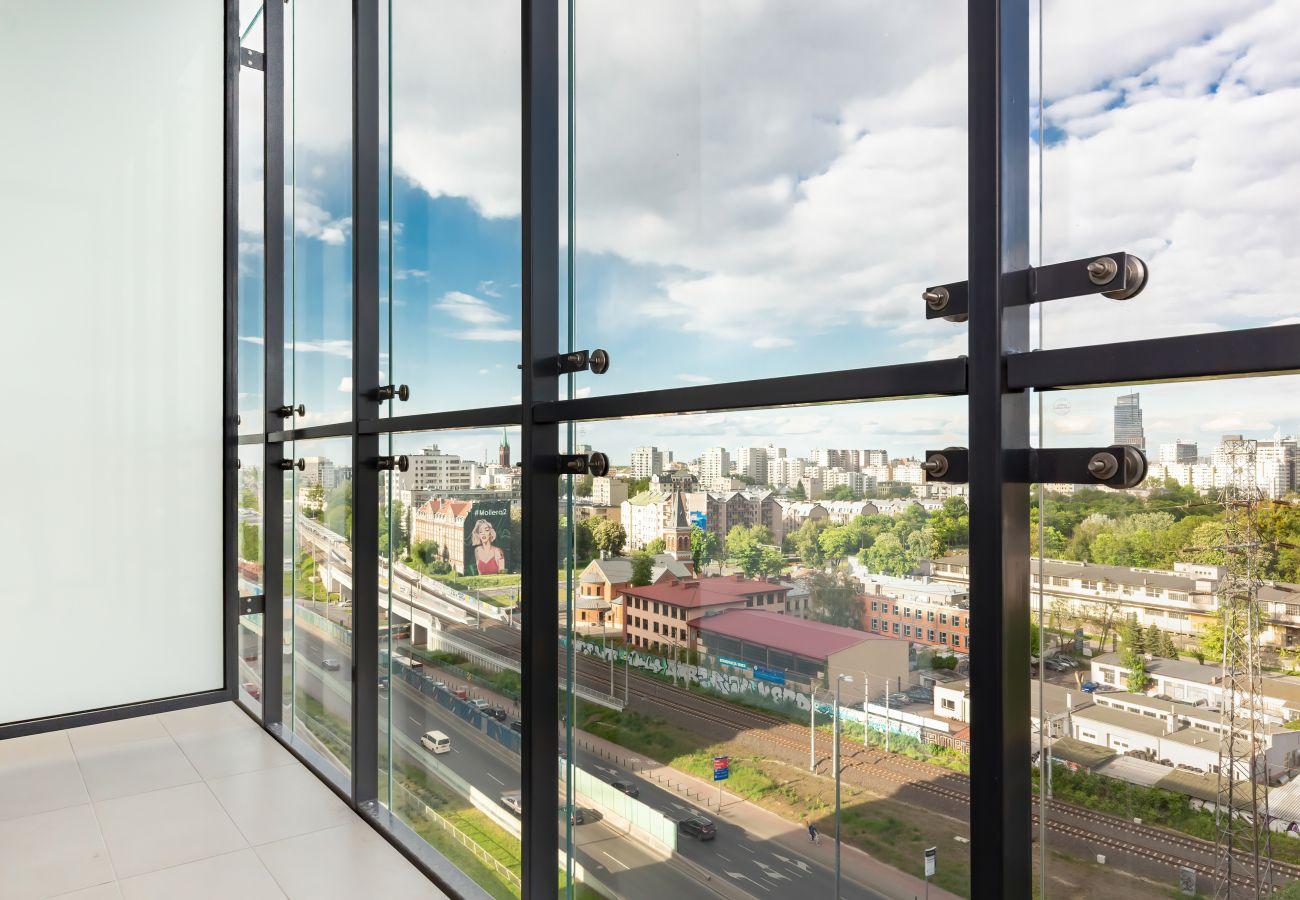 Apartament w Warszawa - Prymasa Tysiąclecia 83a/1027