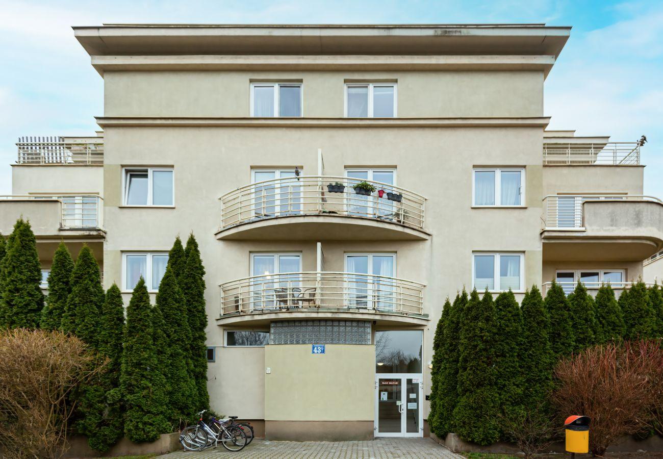 Apartament w Warszawa - Włodarzewska 43/38