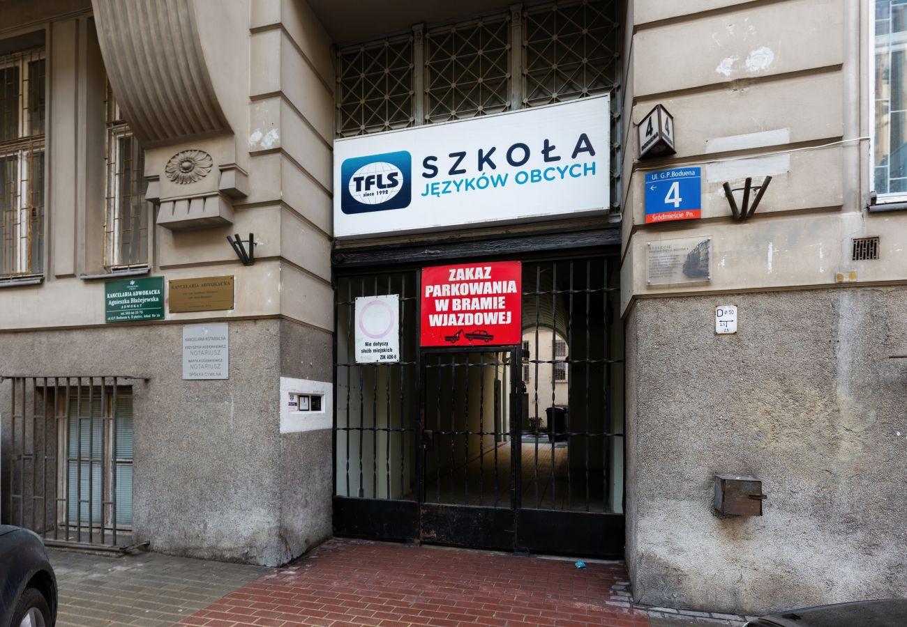 Apartament w Warszawa - Boduena 4/17
