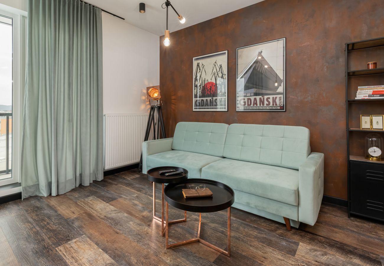 Apartament w Gdansk - Krynicka 3A/66