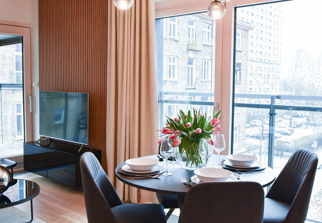 Apartament w Warszawa - Mennica Residence 14