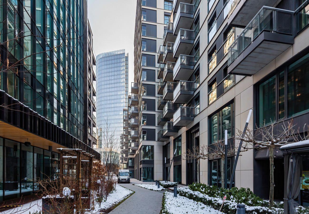 Apartament w Warszawa - Mennica Residence 119