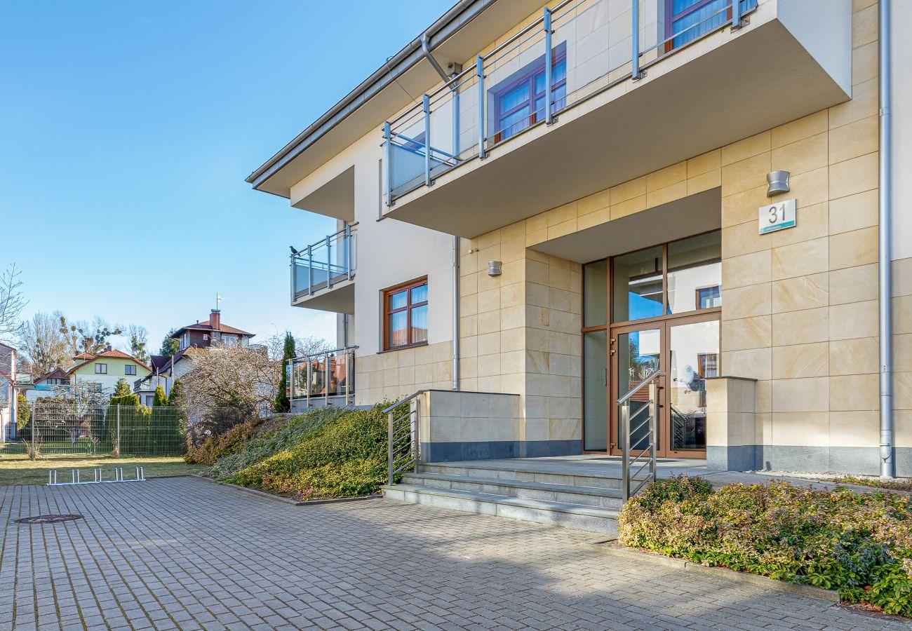 Apartament w Gdansk - Jelitkowska 31/8