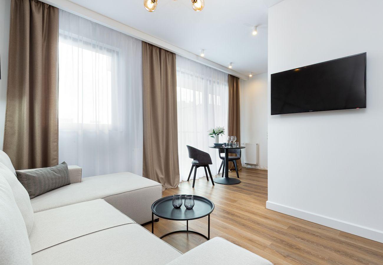 Apartament w Warszawa - Cybernetyki 6B/107/1