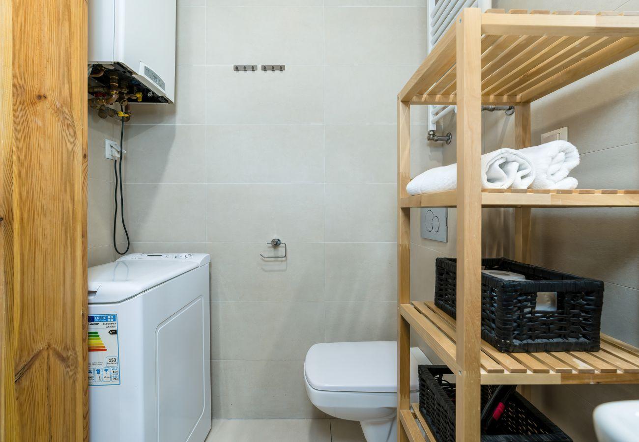 Apartament w Poznan - Garbary 59/3