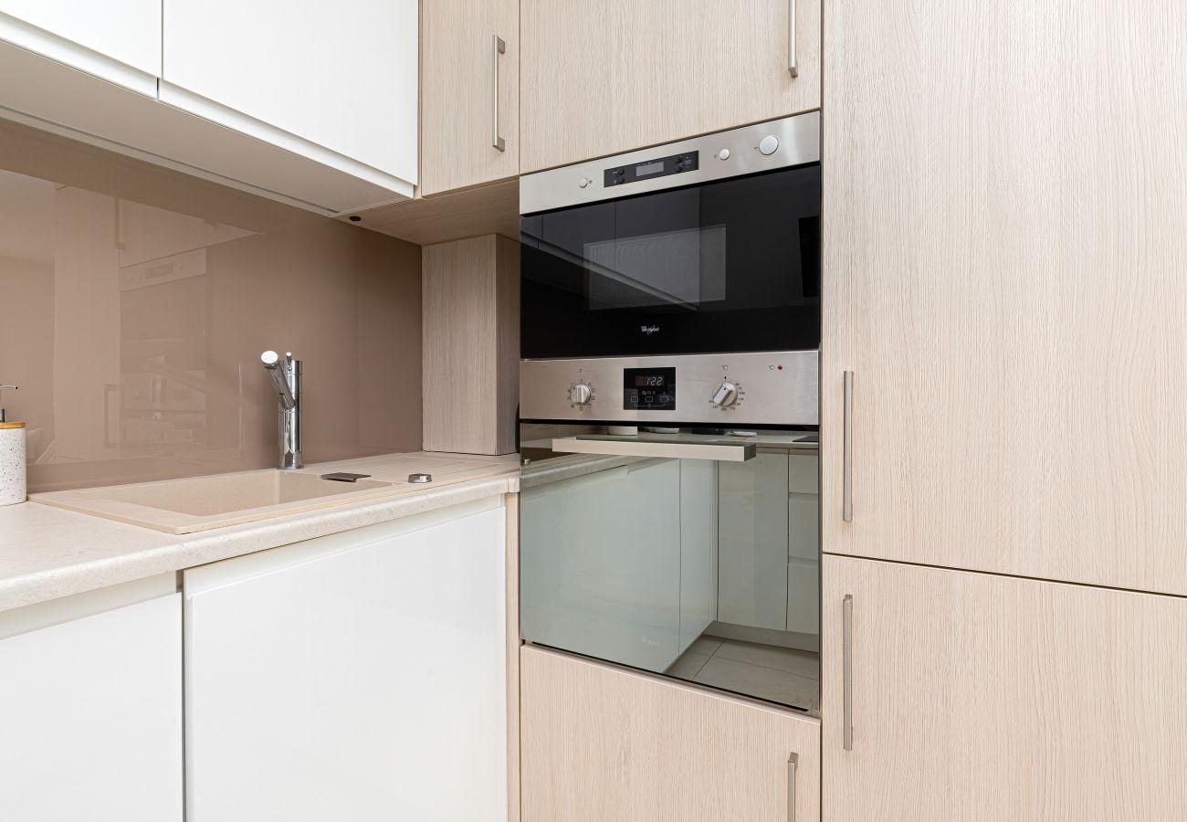 Apartament w Gdansk - Apartament Marina E22