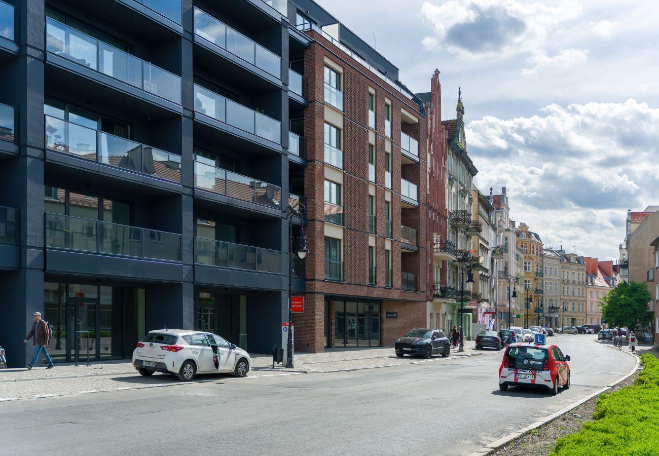 Apartament w Poznan - Chwaliszewo 62/10